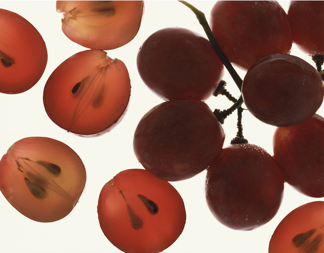 как заморозить виноград на зиму