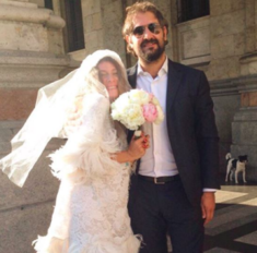 Жанна Бадоева снова вышла замуж