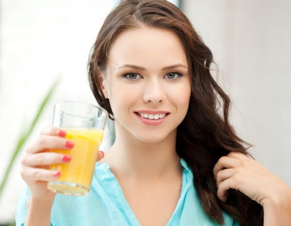 Похудеть на овощном соке