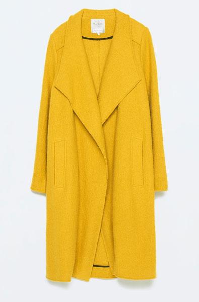Пальто Zara, 5999 руб.