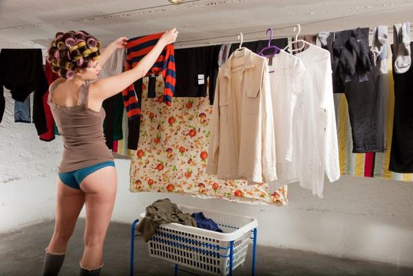 Растянуть одежду