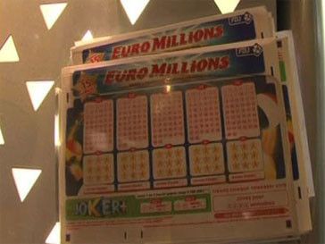 EuroMillions, лотерея, джек-пот