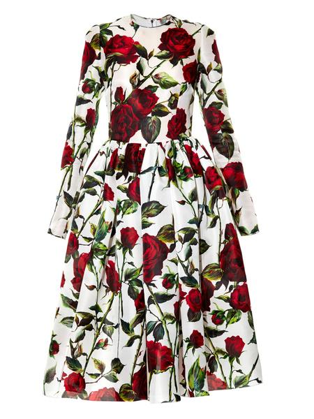 100 самых красивых платьев из осенних коллекций | галерея [1] фото [88]
