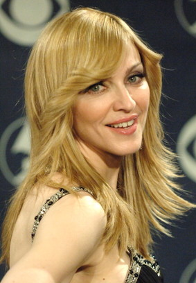 Мадонна в 2007 году.