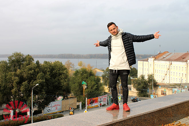 Танцы на ТНТ 3 сезон Ильшат Шабаев