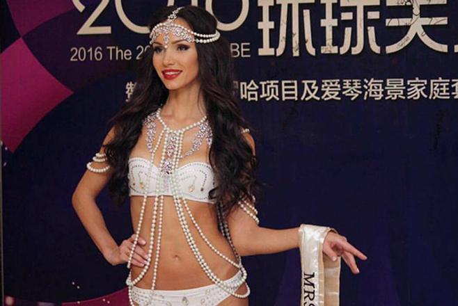 Уже завтра в КНР будет известно имя «Миссис Земной шар»