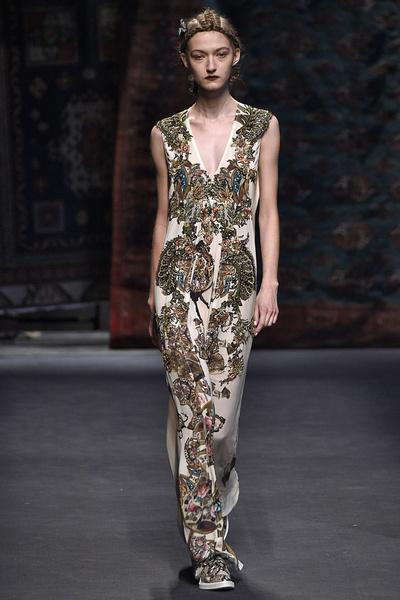 50 лучших платьев Недели моды в Милане | галерея [1] фото [37]