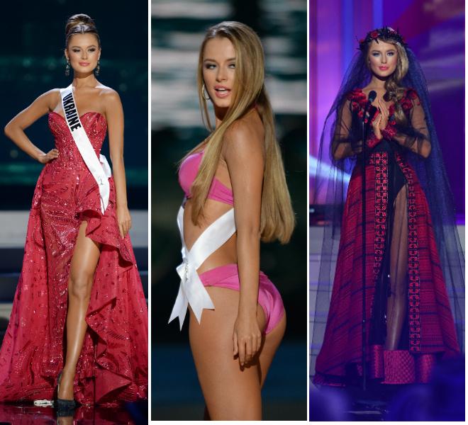Мисс Вселенная 2014: Украина