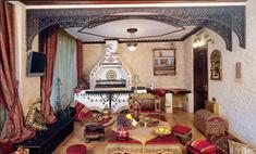 Гостиная в арабском стиле: советы