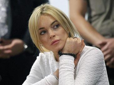 Линдсей Лохан (Lindsay Lohan) пытается выиграть дело