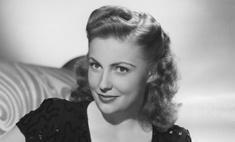 Актриса золотого века Голливуда Джоан Лесли умерла