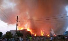 Открыто уголовное дело по статье «Халатность» в связи с гибелью людей на пожарах