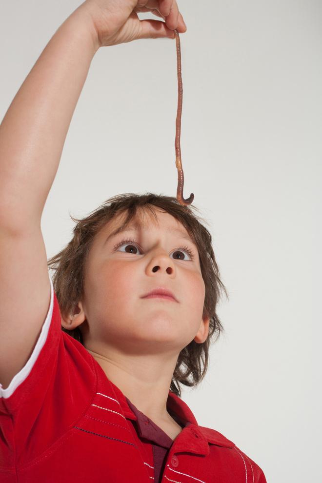как вывести глисты у детей