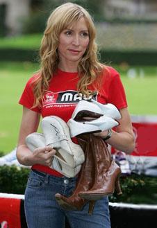Зачем Хизер Миллз алименты МакКартни? На обувь, конечно!