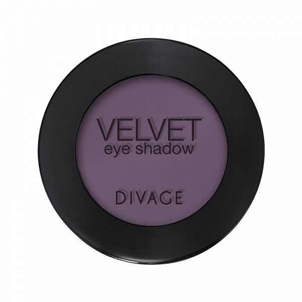 Divage, Velvet Eyeshadow, 258 рублей