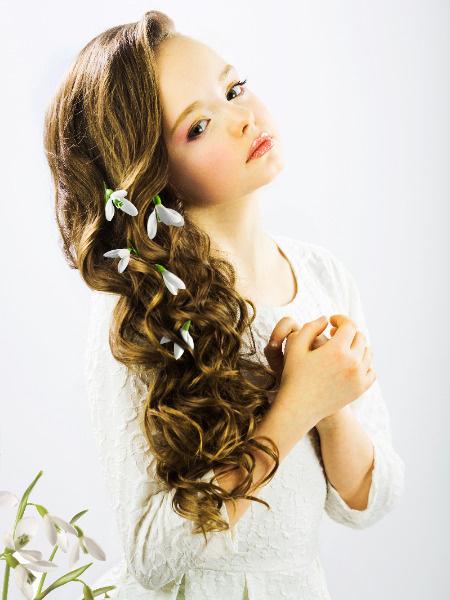 Алина Терехова самые красивые девочки модели