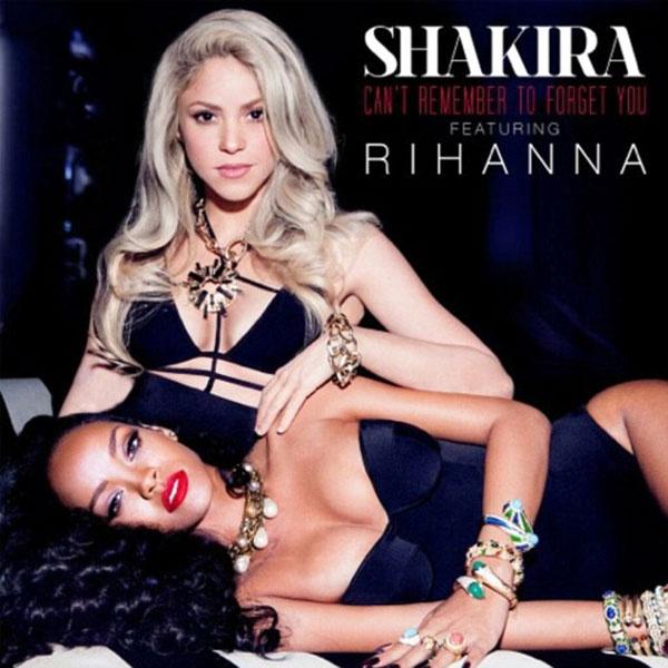 Шакира и Рианна