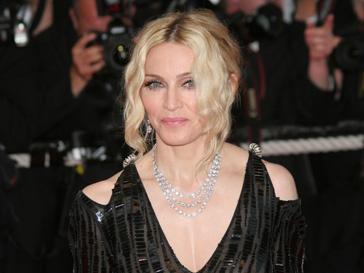 Мадонна (Madonna) выбирает приемницу