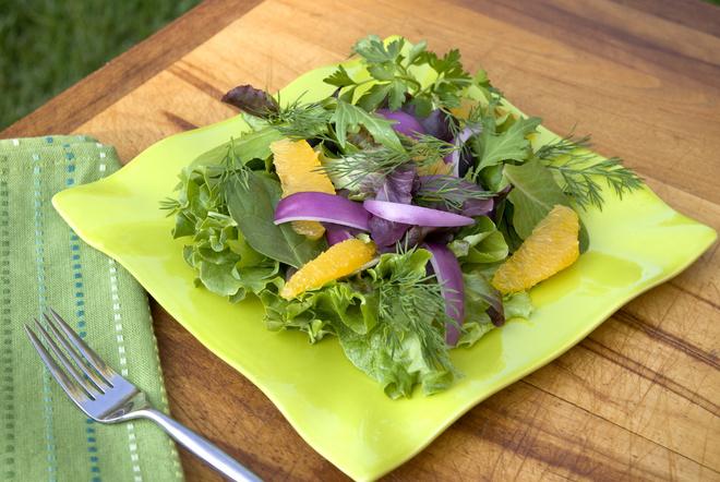 сохраняются ли витамины в замороженной зелени