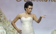 Впервые: Елена Борщева затмила на подиуме признанных красавиц