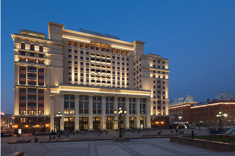 гостиницы «Москва»