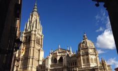 Четыре дня в Мадриде