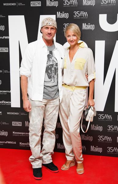 Домнина и Костомаров тайно поженились