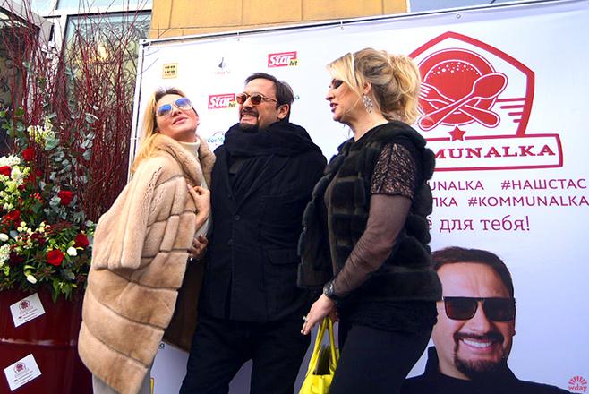 Стас Михайлов в Коммуналке: певец открыл свой первый ресторан в Петербурге, фото