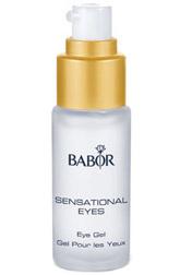 Гель «Сенсационные глаза» Sensational Eyes Gel от Babor интенсивно увлажняет и разглаживает чувствительную кожу век
