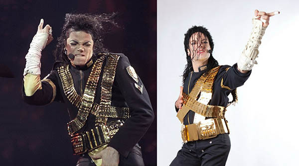 Майкл Джексон, двойник Майклда Джексона Гагик Айданян