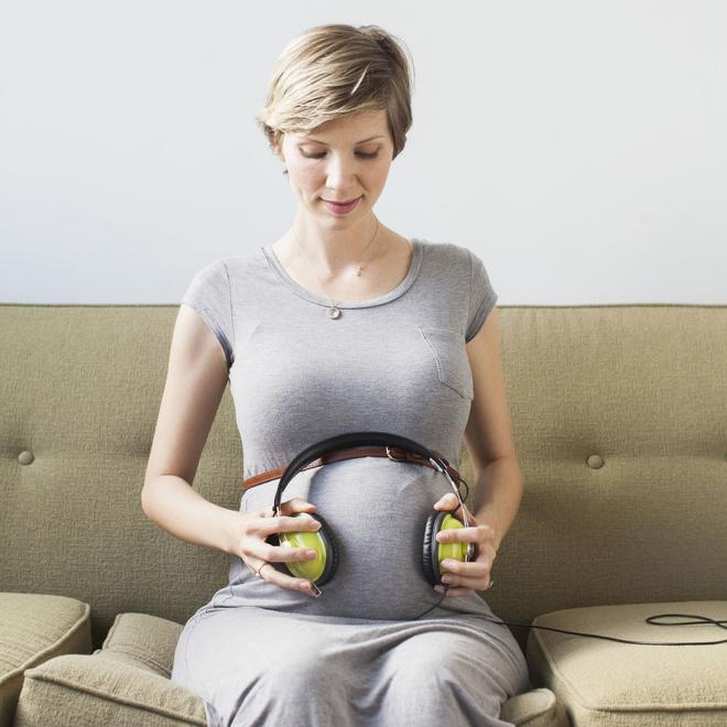 какую музыку слушать при беременности