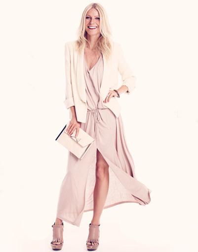 Гвинет Пэлтроу представляет самые модные вещи лета-2011