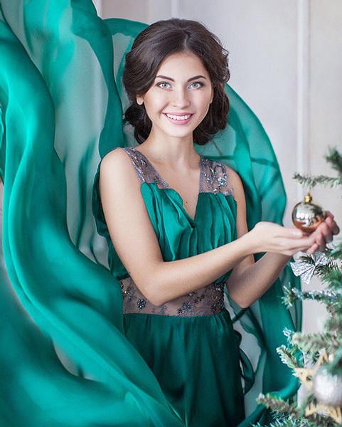 Наталия Мухадтинова, модель, фото