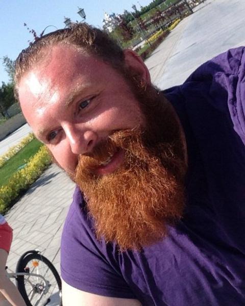 Казанские мужчины с бородой, фото стрижки бороды