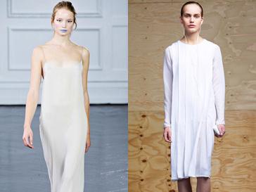 Коллекции весна-2012 и осень-2012, Richard Nicoll