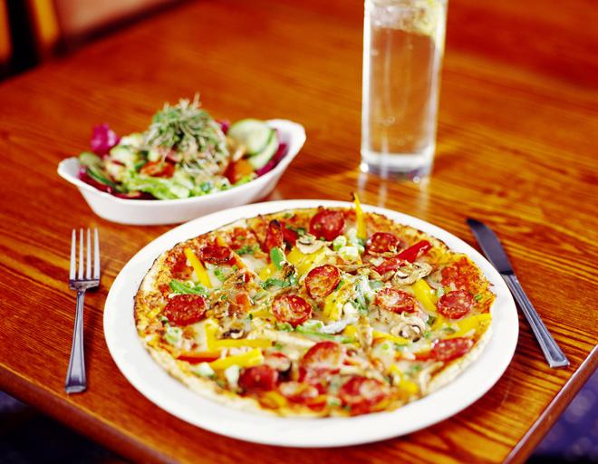 Как приготовить пиццу из лаваша