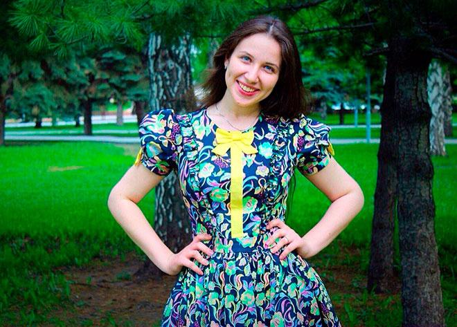 Красивые студентки Челябинска фото