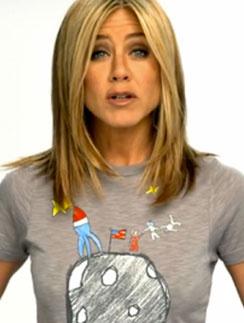 Дженнифер Энистон (Jennifer Aniston) решила уделить особое внимание раку молочной железы
