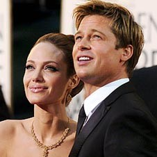 Бред Питт и Анджелина Джоли (34 млн.$)