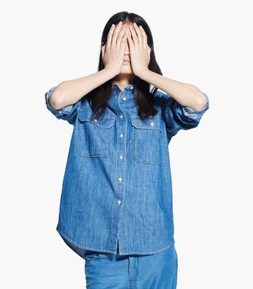 Рубашка Mango, 2299 руб.