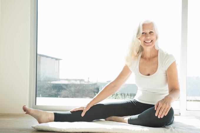 Время назад: фитнес против старения