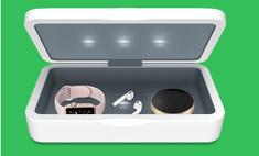 Выиграй УФ-стерилизатор для гаджетов и спаси лето