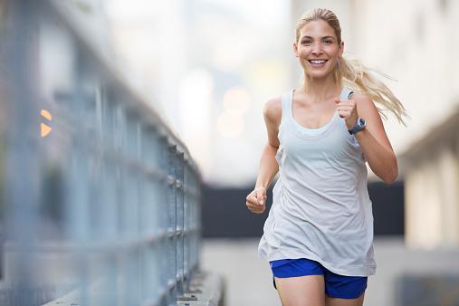 как бег влияет на фигуру
