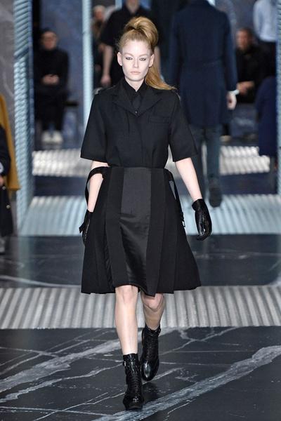 Бренд Prada представил на Неделе мужской моды в Милане сразу две коллекции | галерея [3] фото [10]