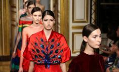 Неделя высокой моды в Париже: самые яркие показы