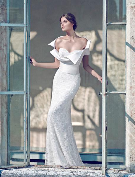 Свадебные платья 2015: фото