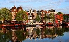 Амстердам: сыр, красные фонари и тюльпаны