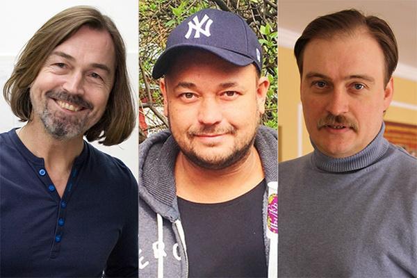 Брутальные бородачи фото