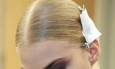 По всей строгости: макияж, маникюр и прически осени-2012