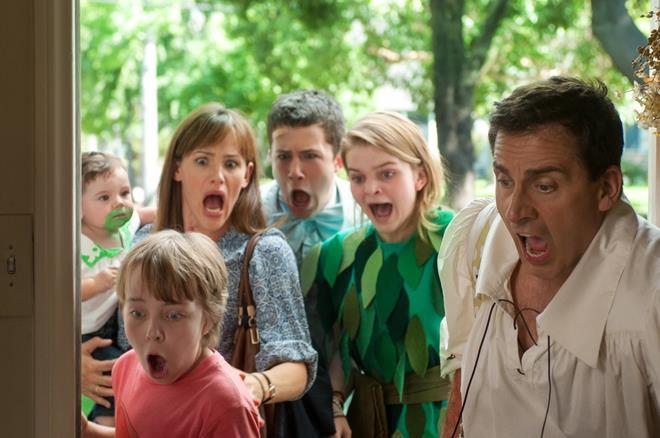 комедия «Александр и ужасный, кошмарный, нехороший, очень плохой день»